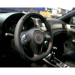 GTSPEC Steering Wheel Carbon Subaru WRX STI
