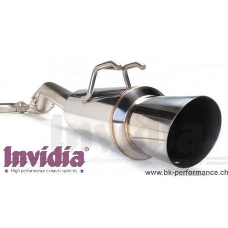 Invidia Auspuffanlage Honda prelude