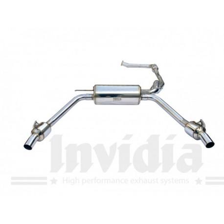 Invidia Auspuffanlage Honda Civic FN2 06/-