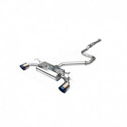 Invidia Auspuffanlage Hyundai i30N (Fastback)