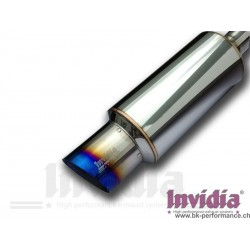 universal GT300-Ti muffler 63.5 mm